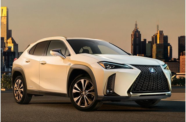 Lexus UX All New