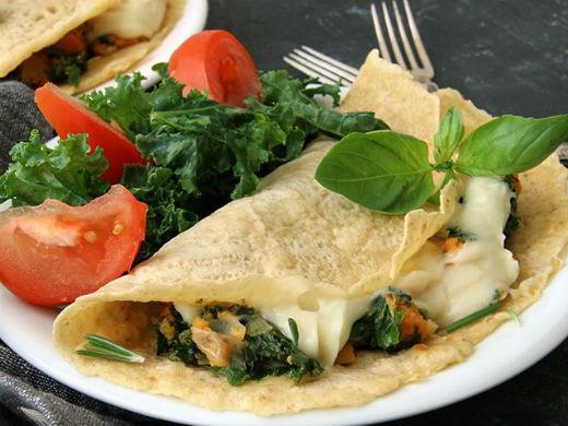 dieta de la zona vegetariana